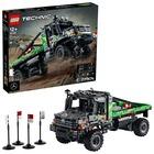 LEGO Technic: Camion de testări 4x4 Mercedes-Benz Zetros - 42129