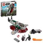 LEGO® Star Wars Boba Fett csillaghajója 75312