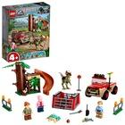 LEGO Jurassic World: Evadarea dinozaurului Stygimoloch - 76939