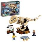 LEGO Jurassic World: Expoziția fosilei dinozaurului T. rex - 76940