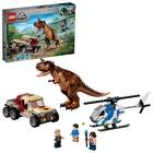 LEGO® Jurassic World Carnotaurus dinoszaurusz üldözés 76941