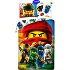 Lego Ninjago: Kétrészes ágyneműhuzat garnitúra