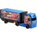 Hot Wheels Truck Stars: Mercedes-Benz Actros kamion - kék