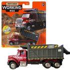 Matchbox: Working Rigs - Mașinuța International Workstar 7500 Dump Truck