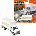 Matchbox: Working Rigs - International MV Box Truck