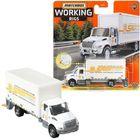 Matchbox: Working Rigs - Mașinuța International MV Box Truck