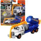 Matchbox: Working Rigs - Freightliner M2 106 Vacum Septic Truck