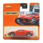 Matchbox: Mașinuță 2020 Corvette C8 - roșu