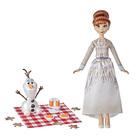 Frozen 2: Set picnic cu Anna și Olaf