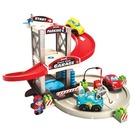 Abrick: Set de joacă Garaj cu mașinuțe