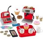 Écoiffier: Kávézó játékszett - 33 db-os
