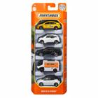 Matchbox: Set cu 5 mașinuțe - MBX EV & Hybrid