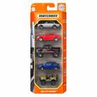 Matchbox: MBX City Drivers kisautó készlet, 5 db-os