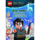 Lego: Colorează cu noi! Prieteni de la Hogwarts - carte pentru copii în lb. maghiară