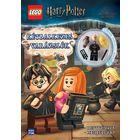 Lego Harry Potter: Vrăjitori stângaci educativ în lb. maghiară cu figurina Lucius Malfoy