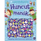 Huncut manók - pufi matricás foglalkoztatókönyv