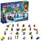 LEGO® City Adventi Naptár 60303
