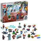 LEGO Marvel Răzbunătorii: Calendar de advent - 76196