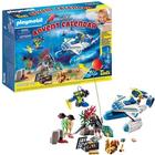 Playmobil: Adventi naptár - Rendőrbúvár 70776
