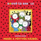 Povești din Casa cu buline - carte pentru copii în lb. maghiară