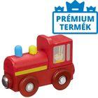 Peppa Pig: Trenuleț din lemn, cu magnet