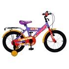 Pilot: Lazoni Gyermek kerékpár - 16-os méret, rózsaszín-lila - CSOMAGOLÁSSÉRÜLT