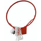 Spartan Kosárlabda gyűrű hálóval 45 cm-es, 16 mm -es fémből - CSOMAGOLÁSSÉRÜLT