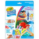 Crayola Color Wonder: Disney hercegnők maszatmentes kifestő - CSOMAGOLÁSSÉRÜLT