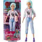 Barbie: Set de joacă - Păpușă producător muzical