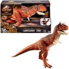 Jurassic World: Figurină Super Colossal Carnosaurus Toro - extra mare