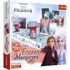 Frozen 2: Joc de memorie 3D - cu instrucțiuni în lb. maghiară