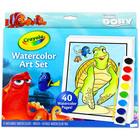 Crayola: Szenilla nyomában festőkészlet - CSOMAGOLÁSSÉRÜLT