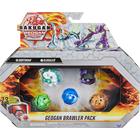 Bakugan: Geogan Brawler csomag, 5 db-os - Surturan és Slugger