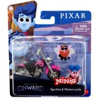 Pixar: Előre minifigura és jármű szett