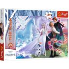 Trefl: Frozen 2. Universul magic - puzzle cu 200 de piese