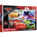 Trefl: Cars 3. Cursa câștigătoare - puzzle cu 160 de piese