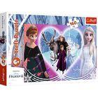 Trefl: Frozen 2 Momente vesele - puzzle cu 160 de piese