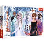 Trefl: Frozen 2 Tărâmul fermecat - puzzle cu 100 de piese