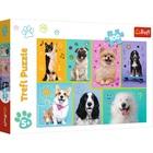 Trefl: Kutyavilág puzzle - 100 darabos