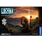 Exit: Templul pierdut, joc de societate în lb. maghiară - joc și puzzle