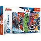 Trefl: Marvel Bosszúállók puzzle - 60 darabos