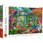 Trefl: Titkos kert puzzle - 1500 darabos