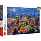 Trefl: Dubai fényei puzzle - 2000 darabos