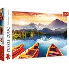 Trefl: Crystal tó puzzle - 2000 darabos