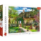 Trefl: Vidéki házikó puzzle - 2000 darabos