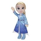 Frozen 2: Păpușa Elsa în haine de călătorie - 38 cm