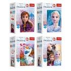 Trefl: Frozen 2. Prietenie pe tărâmul înghețat - miniMaxi puzzle cu 20 de piese, diferite