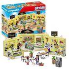Playmobil: Mega Set - Bevásárlóközpont 70535