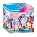 Playmobil: Egyszarvú festő tündérrel 70657