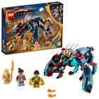 LEGO® Super Heroes Deviáns rajtaütés! 76154